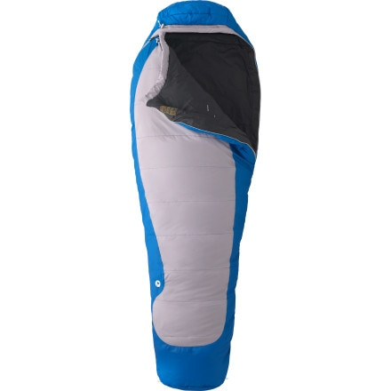 Marmot Trestles 15 Sleeping Bag: 15 Degree Spirafil