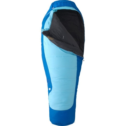 Marmot Trestles 15 Sleeping Bag: 15 Degree Spirafil - Women's