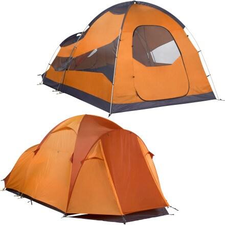 photo: Marmot Hacienda 6P three-season tent