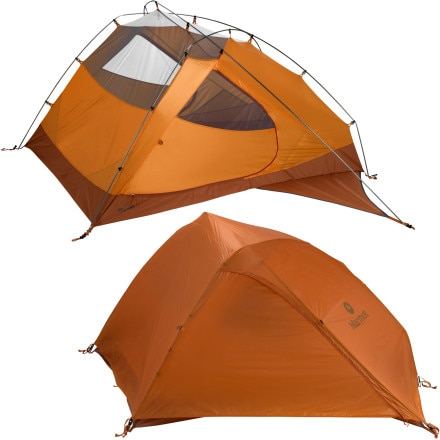 photo: Marmot Turret 3P three-season tent