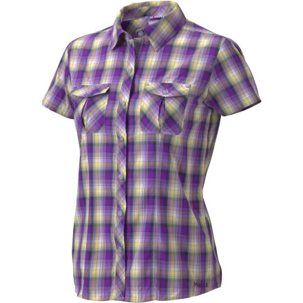 Marmot Nadine Shirt - Short-Sleeve - Women's