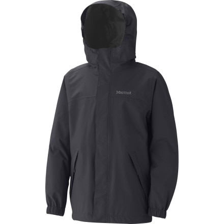 photo: Marmot Boys' Storm Shield Jacket
