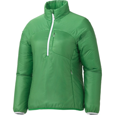 photo: Marmot Dena 1/2 Zip synthetic insulated jacket