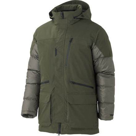 photo: Marmot Teslin Parka down insulated jacket