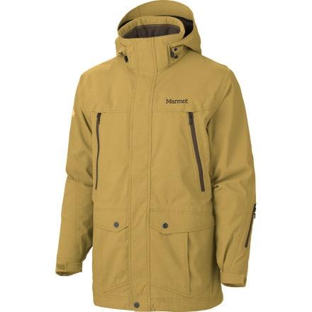 photo: Marmot Mission Jacket snowsport jacket