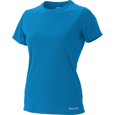 photo: Marmot Cascade Short Sleeve Shirt short sleeve performance top