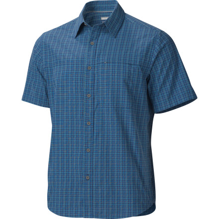 photo: Marmot Ellery Short Sleeve hiking shirt