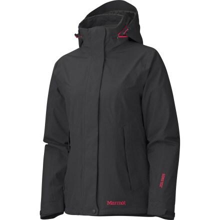 photo: Marmot Women's Vagabond Jacket waterproof jacket