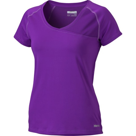 photo: Marmot Lea Short Sleeve short sleeve performance top