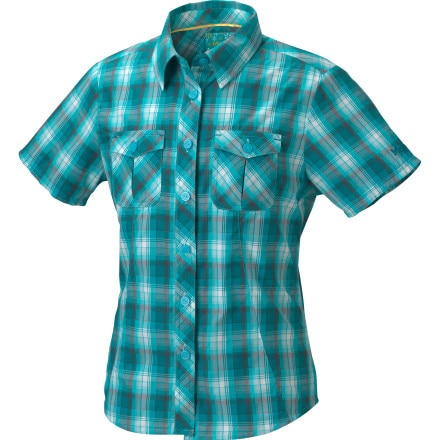 Marmot Nadine Shirt - Short-Sleeve - Girls'