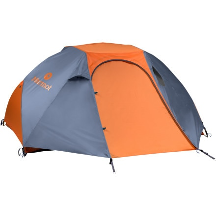 Marmot Firefly Tent with Footprint and Gearloft:  2-Person 3-Season