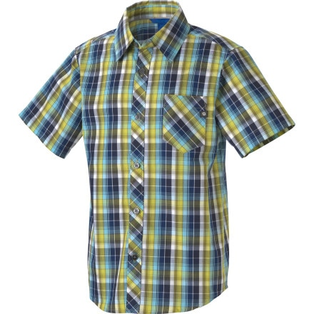 Marmot Stockton Shirt - Short-Sleeve - Boys'