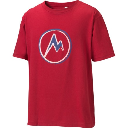 Marmot Mdot T-Shirt - Short-Sleeve - Boys'