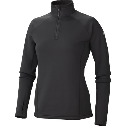 photo: Marmot Women's Power Stretch Half Zip Top