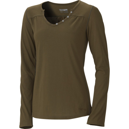 Marmot Leah Henley - Long-Sleeve - Women's