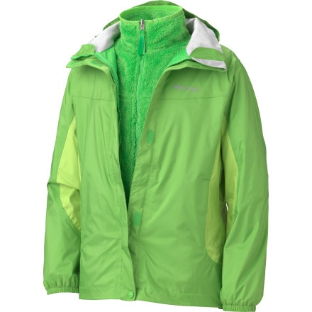 photo: Marmot Girls' Northshore Jacket