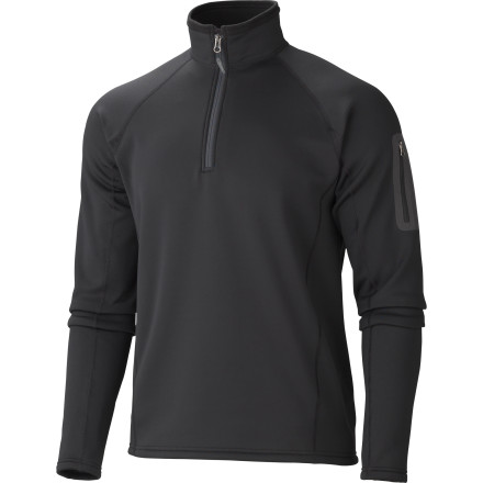 Marmot Power Stretch 1/2-Zip Fleece Top - Men's