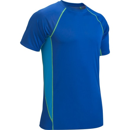 photo: Marmot Lightweight Crew SS base layer top