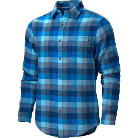 Marmot Cowells Flannel Shirt - Long-Sleeve - Men's