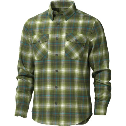 photo: Marmot Mendocino Flannel Shirt hiking shirt