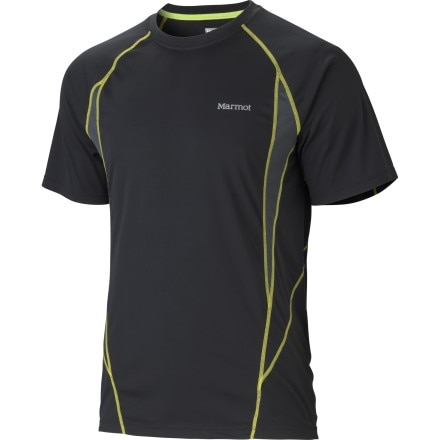photo: Marmot Stride Short Sleeve