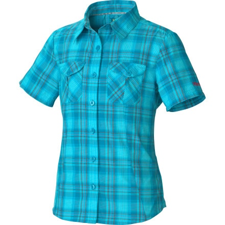 Marmot Audrey Shirt - Short-Sleeve - Girls'