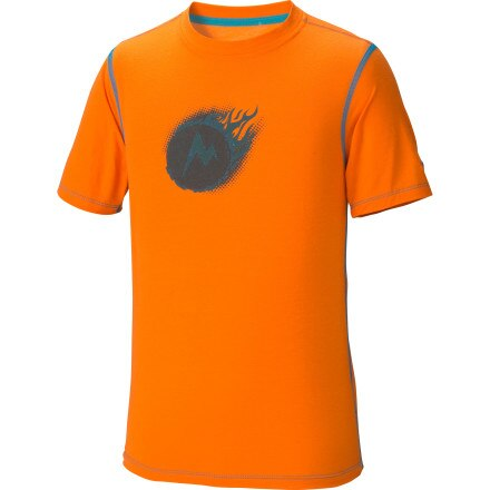 Marmot Cosmic T-Shirt - Short-Sleeve - Boys'