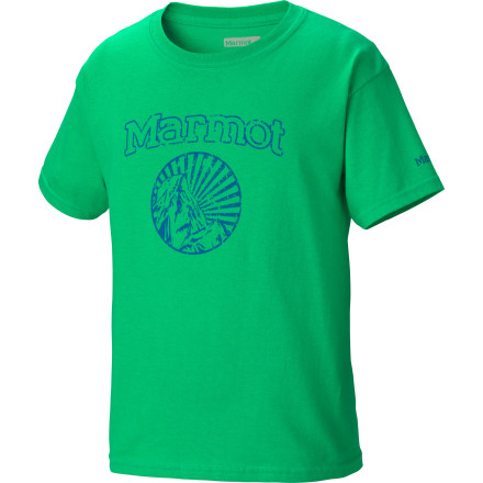 Marmot Horizon T-Shirt - Short-Sleeve - Boys'