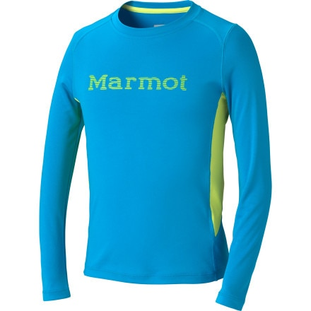 Marmot Windridge Graphic Shirt - Long-Sleeve - Boys'