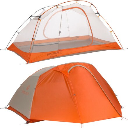 Marmot Astral 2 Tent: 2-Person 3-Season