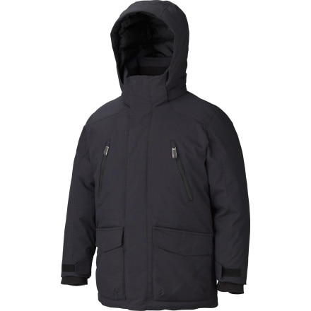 photo: Marmot Odin Parka down insulated jacket