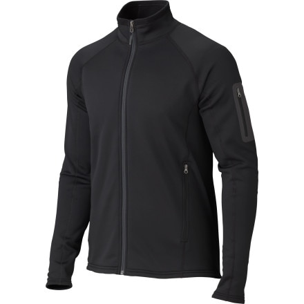 Marmot Power Stretch Fleece Jacket - Men's