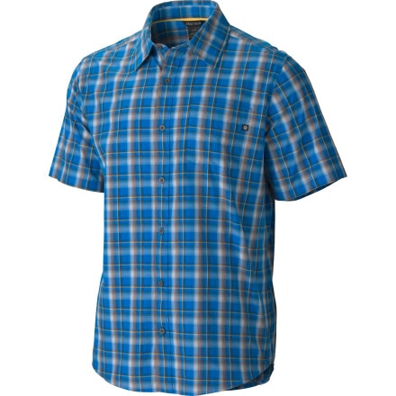Marmot Alder Plaid Shirt - Short-Sleeve - Men's