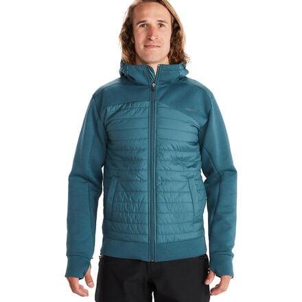 Norquay Hooded Fleece Jacket - Men's