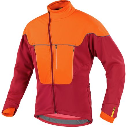 Mavic Ksyrium Pro Thermo Jacket - Men's