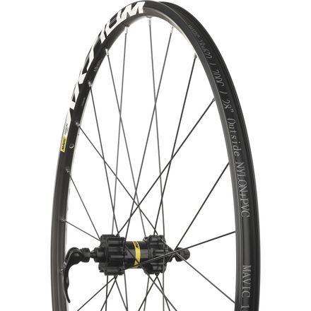 Mavic Aksium Disc Wheelset - Clincher