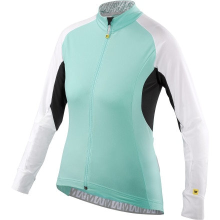 Mavic Gennaio Jersey - Long-Sleeve - Women's