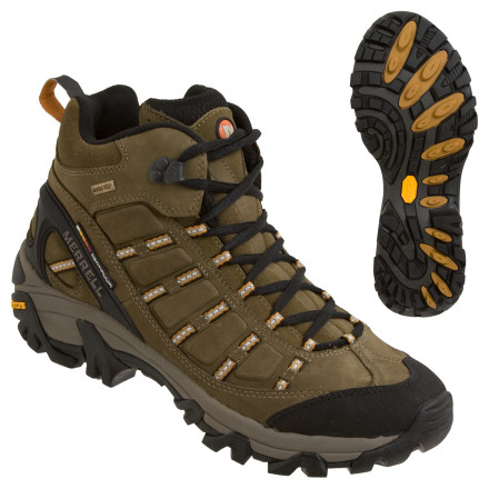 photo: Merrell Outland Mid Gore-Tex hiking boot