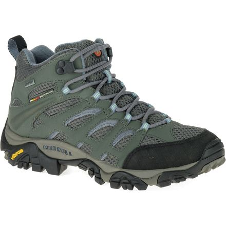 photo: Merrell Women's Moab Mid Gore-Tex XCR