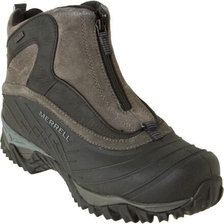 photo: Merrell Isotherm Zip Waterproof winter boot