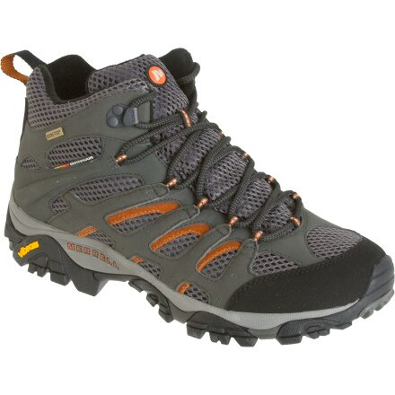 photo: Merrell Moab Mid Gore-Tex XCR