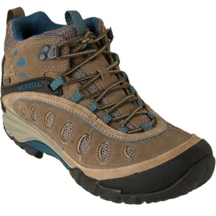 photo: Merrell Men's Chameleon Arc 2 Mid Waterproof hiking boot