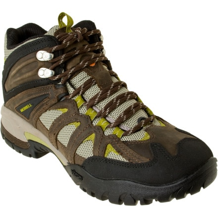 photo: Merrell Ridgeline backpacking boot