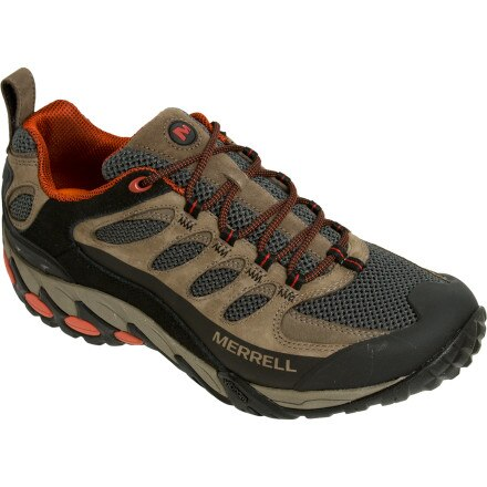 photo: Merrell Refuge Core Ventilator trail shoe