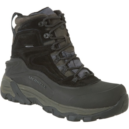 photo: Merrell Ice Jam 6 Waterproof winter boot