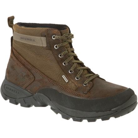 photo: Merrell Graz Waterproof hiking boot