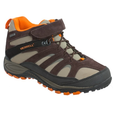 photo: Merrell Kids' Chameleon4 Mid Waterproof