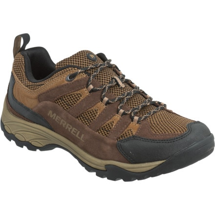 photo: Merrell Catalyst Ventilator trail shoe