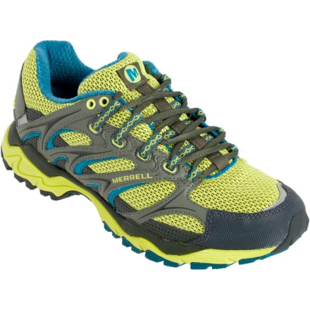 photo: Merrell NTR Seismic trail running shoe