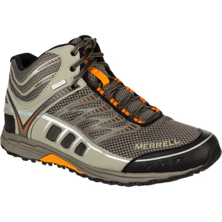 photo: Merrell Mix Master Tuff Mid Waterproof